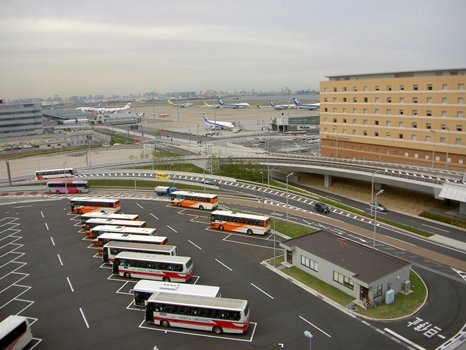 東京国際空港(羽田)