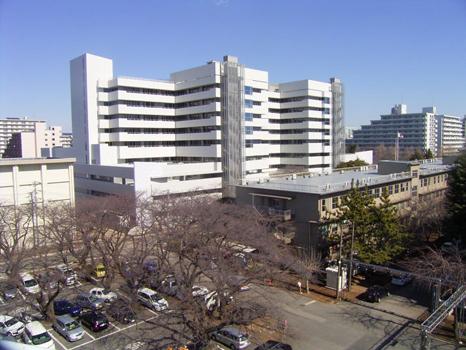 自衛隊中央病院(世田谷区)