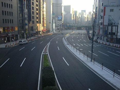 青梅街道(新宿)