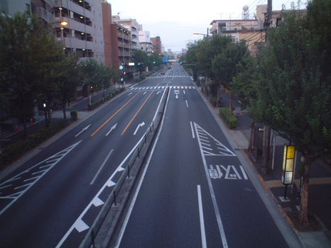 環七小茂根(板橋)