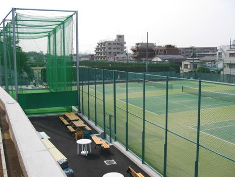 桜台テニスコート(練馬区)